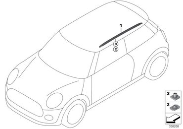 2003 Jaguar X Type Fuse Box Location in addition Mini Cooper R56 Engine additionally Kia Sedona 2006 Kia Sedona Temperature Coolant Sensor together with 05 Mini Cooper Wiring Diagram as well Mini Air  pressor. on mini cooper cooling fan wiring diagram