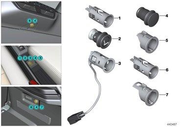 Bmw I3 60ah Vehicle Electrical System Gt Bmw Etk Online