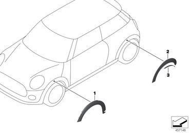Mini Cooper S Retrofitting Conversion Accessories