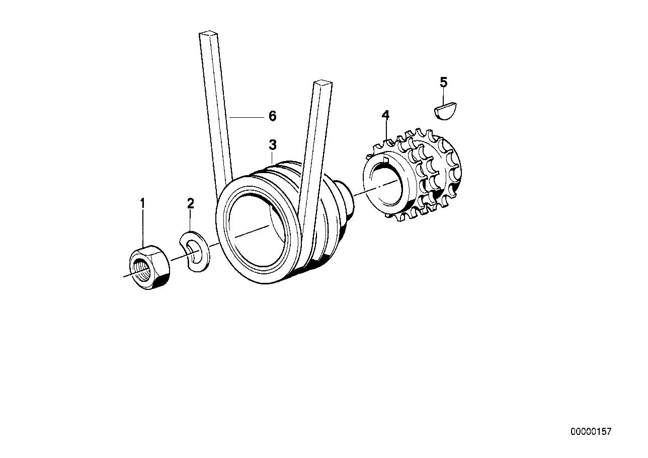 Bmw E30 Parts Diagram