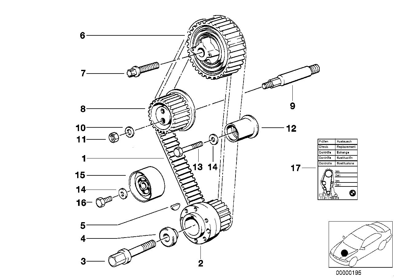 318i belt diagram bmw 318i cab timing and valve train tooth belt bmw etk online  bmw 318i cab timing and valve train