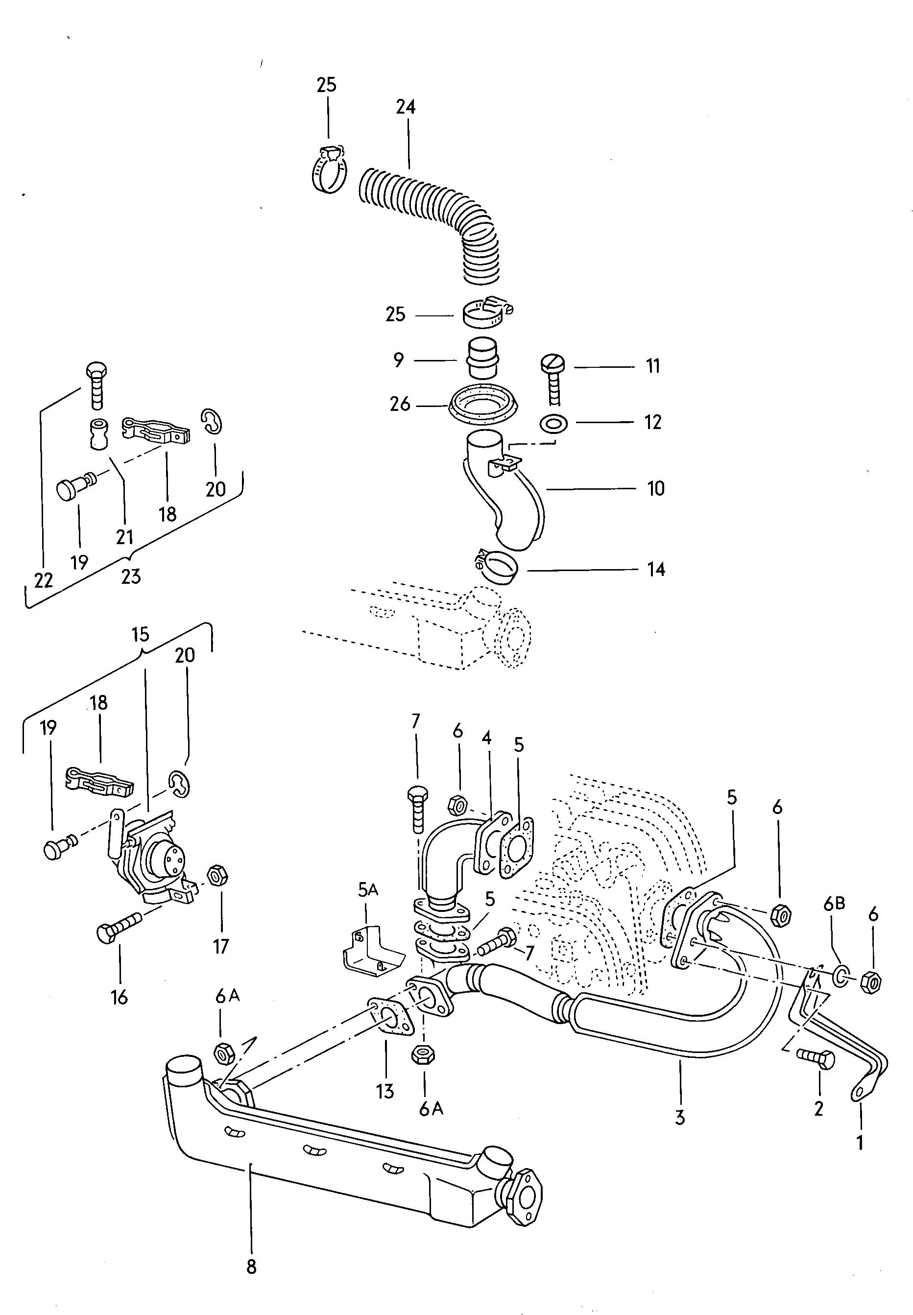 Volkswagen Typ 11200 1300 1302 1303 1947 1978 Heater Vag Vw Engine Diagram Etka