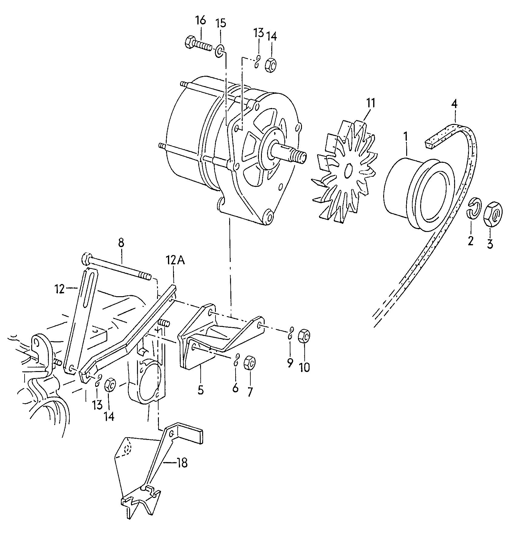 1987 Volkswagen Vanagon Wiring Diagram