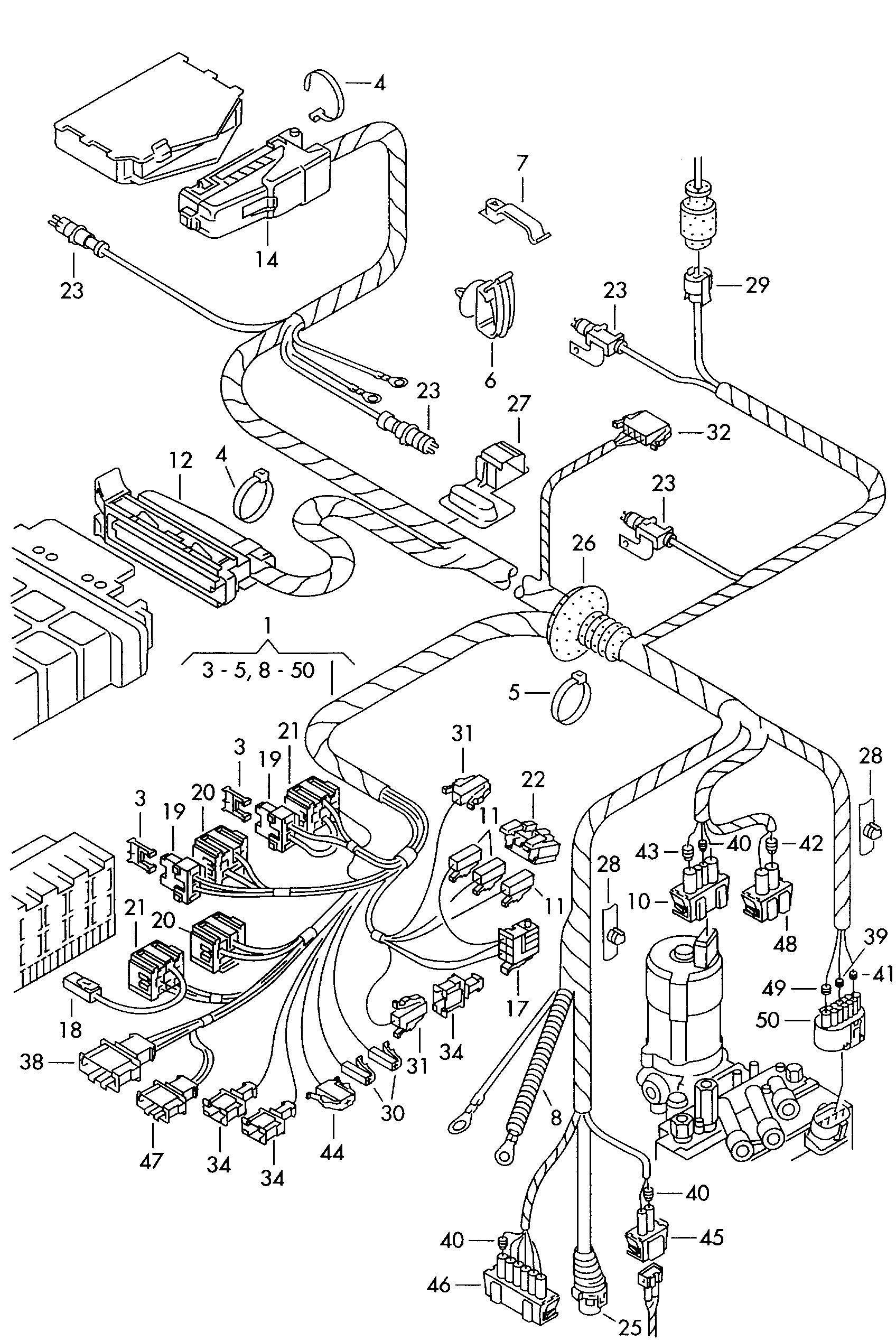 Vw Wiring Diagram Cabrio 2002