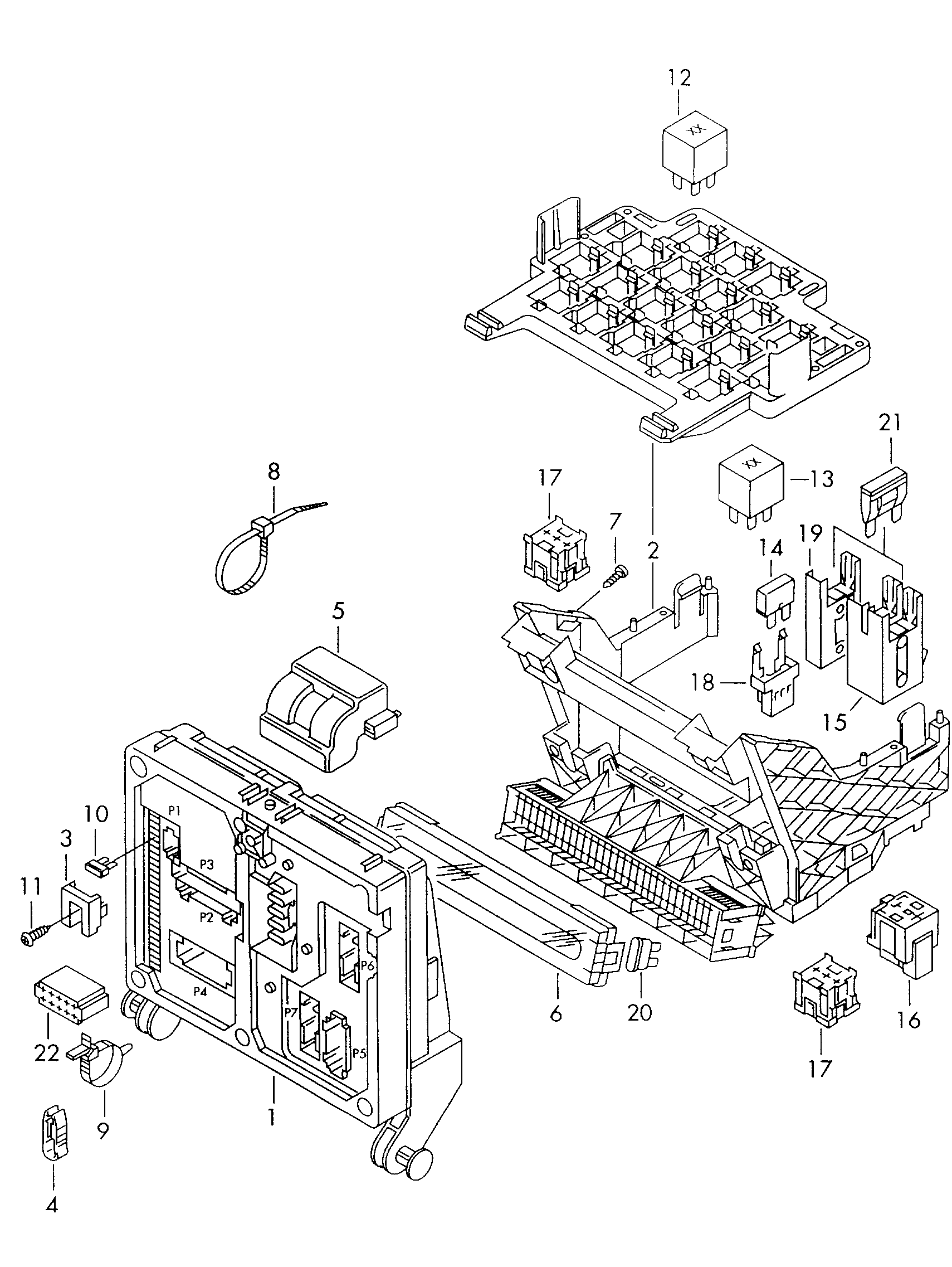volkswagen sharan  2001 - 2002