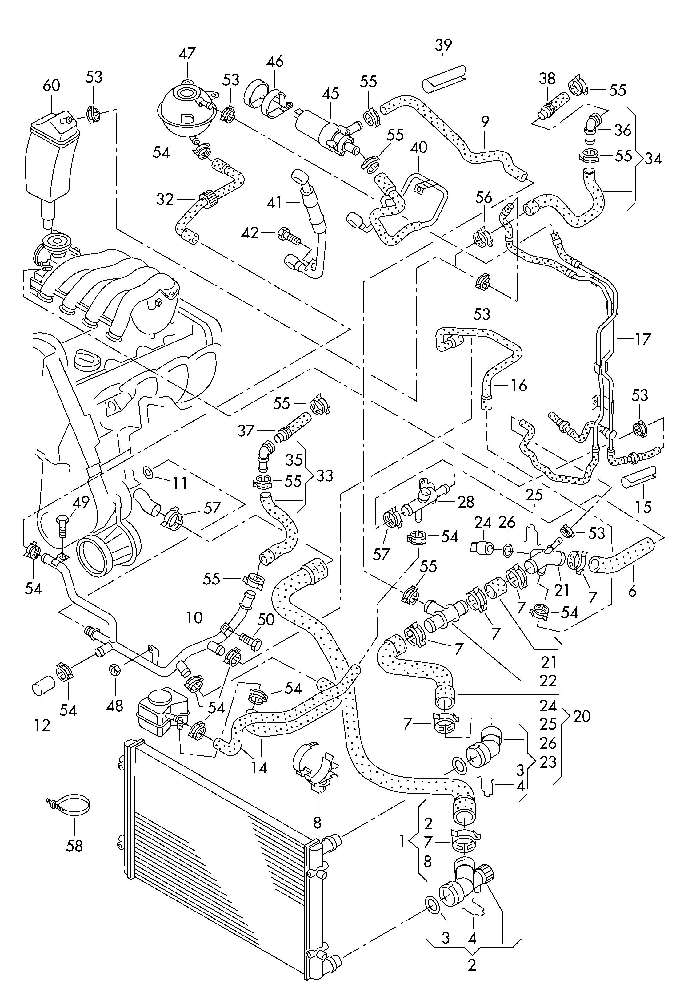 Audi A3  S3  Sportb  Qu   1997 - 2000