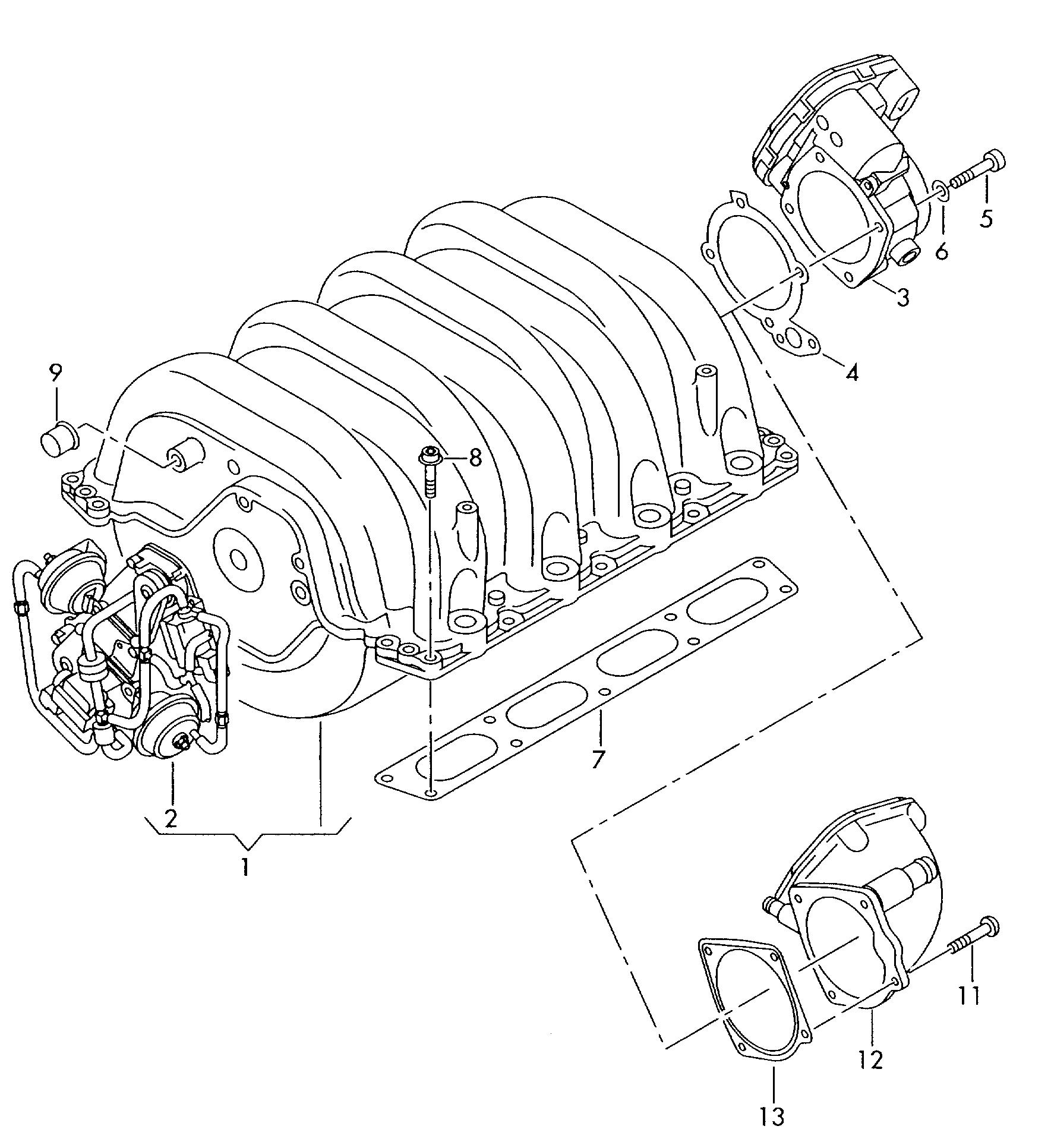 Audi A8/S8 Quattro (1999