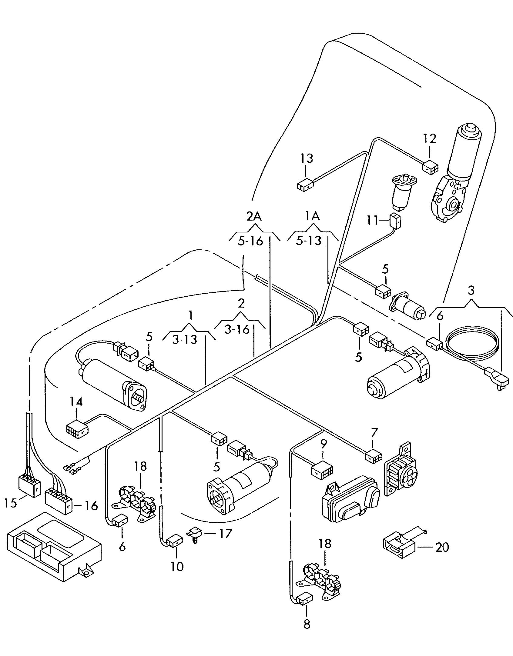 audi a6  avant  1998 - 2001