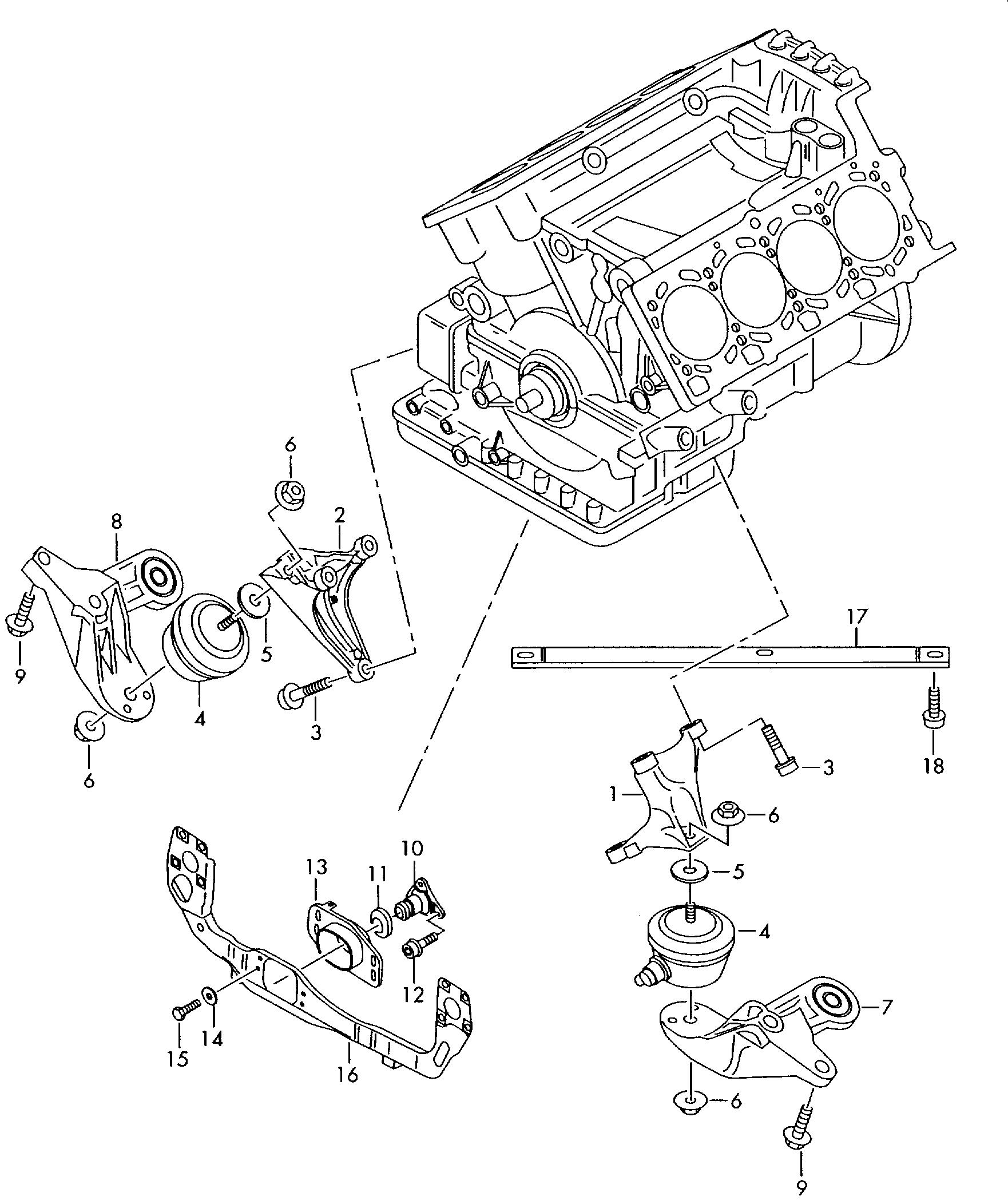 Audi A4/S4 Cabrio./qu (2003 - 2006) / VAG Etka