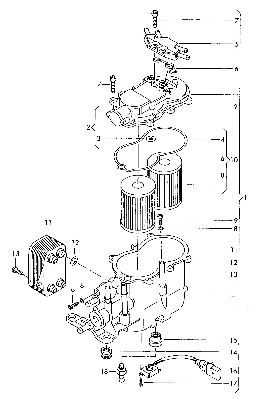 Touareg Fuel Filter | Wiring Diagram