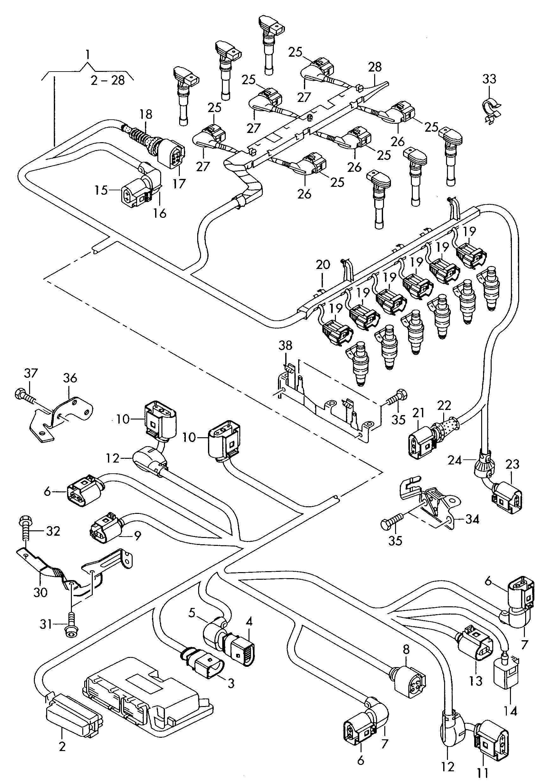 Diagram  Quattroworld Com Forums Tt Mk1 Wiring Diagram
