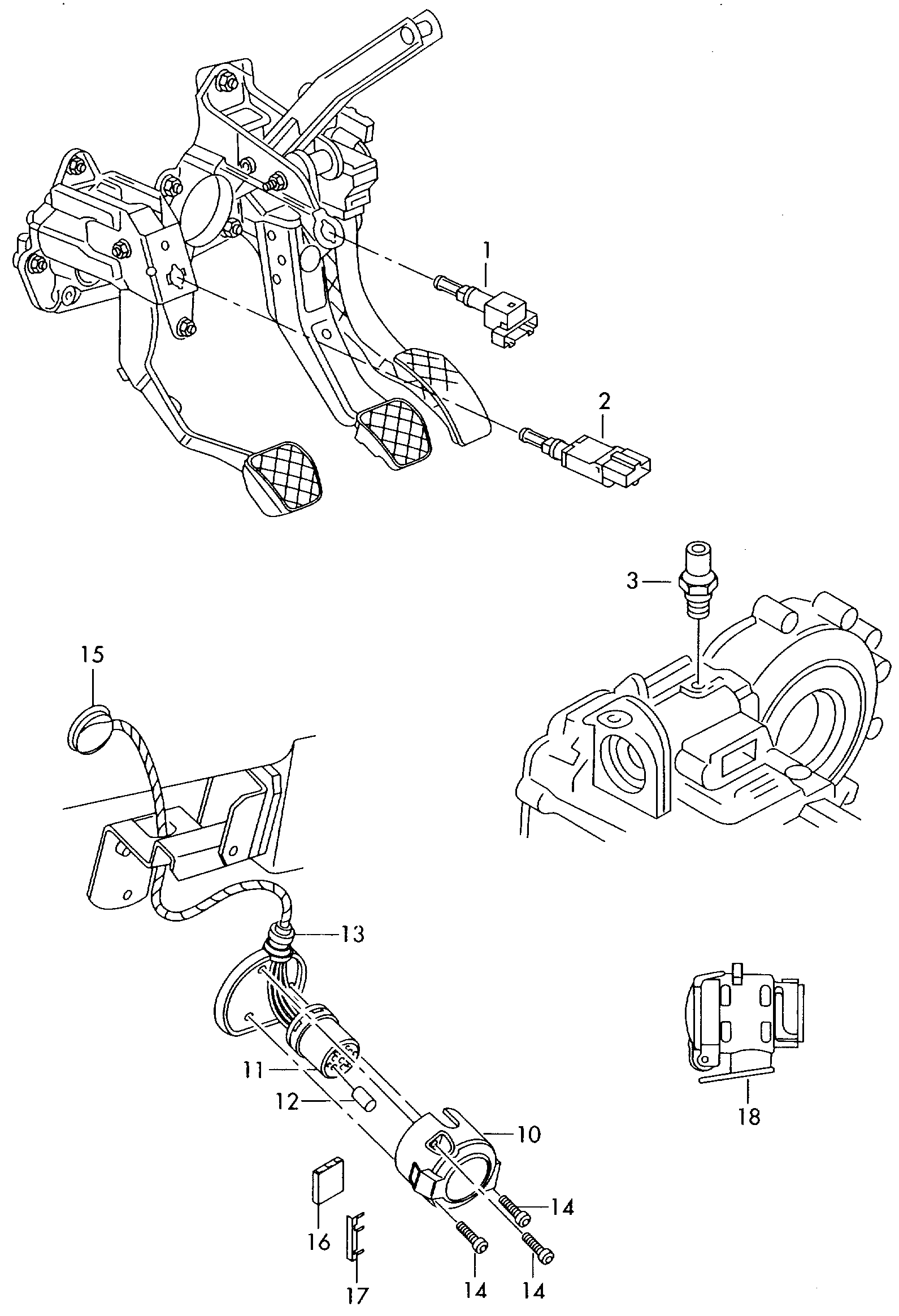 skoda cruise control diagram wiring diagram Tesla Fuse Box skoda fabia 2007 2010 socket cruise control system forskoda fabia 2007 2010