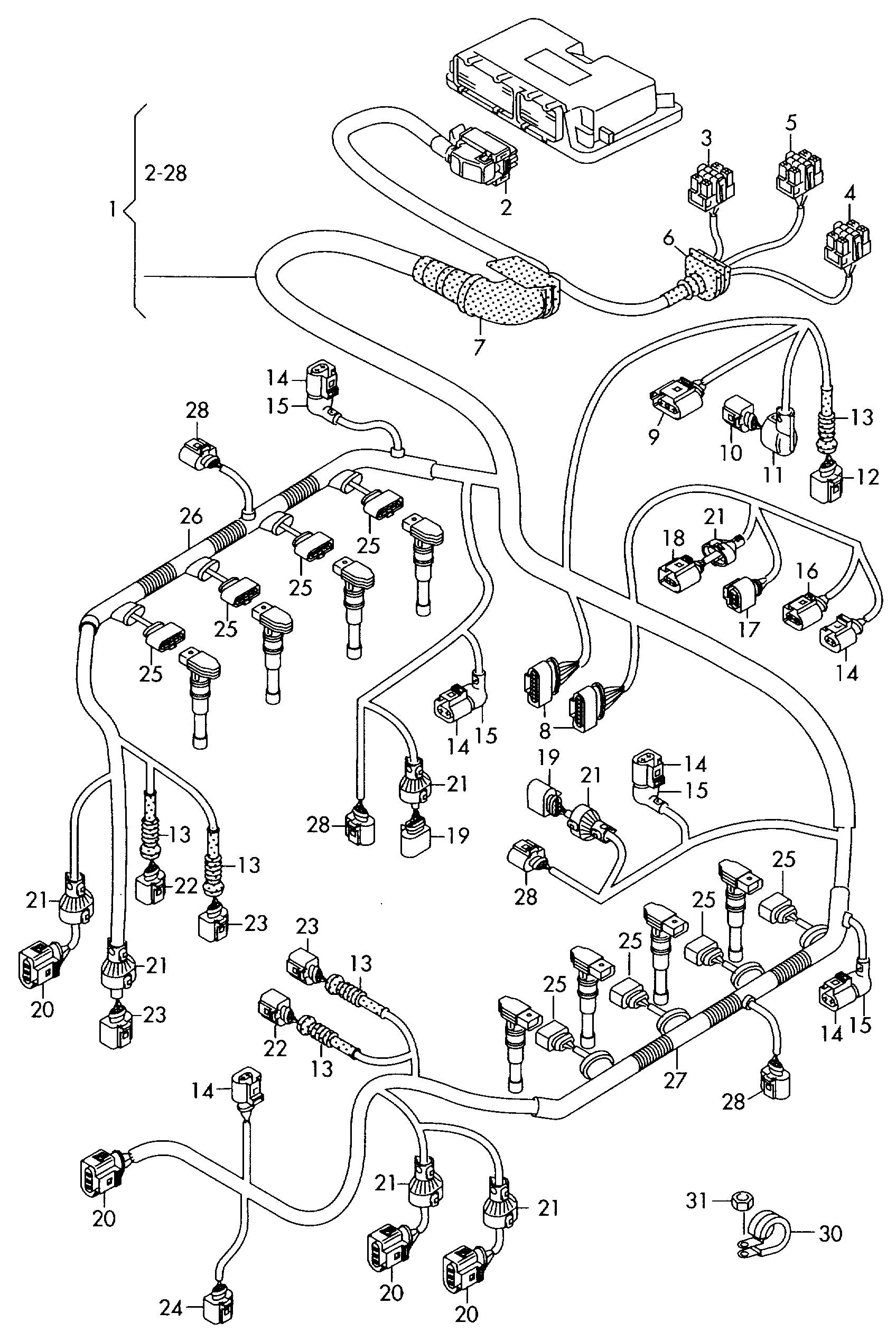 Diagram Audi Q7 2009 Wiring Diagram Full Version Hd Quality Wiring Diagram Procomwiring Efran It