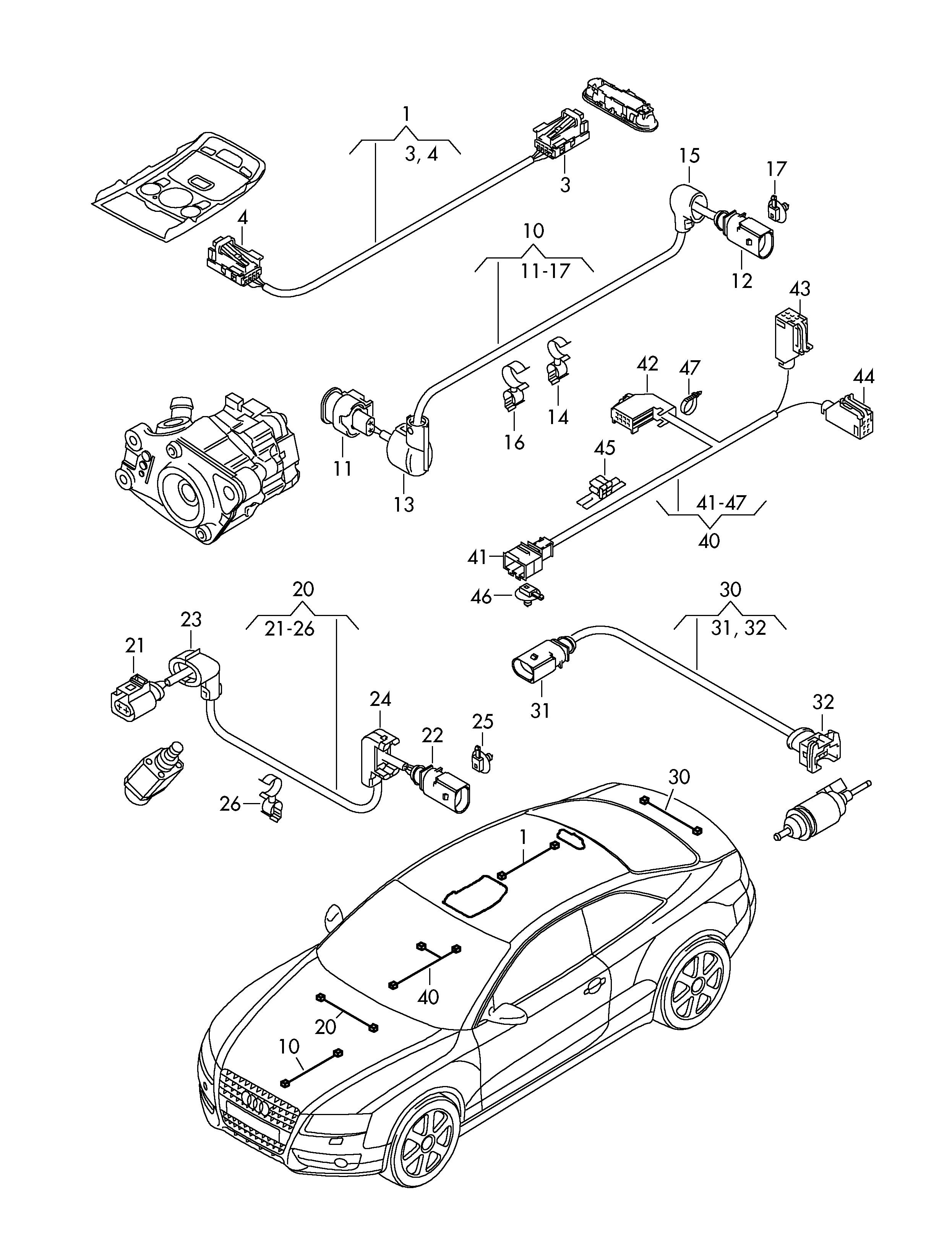 Audi A4/Avant (2008 - 2012) / VAG Etka