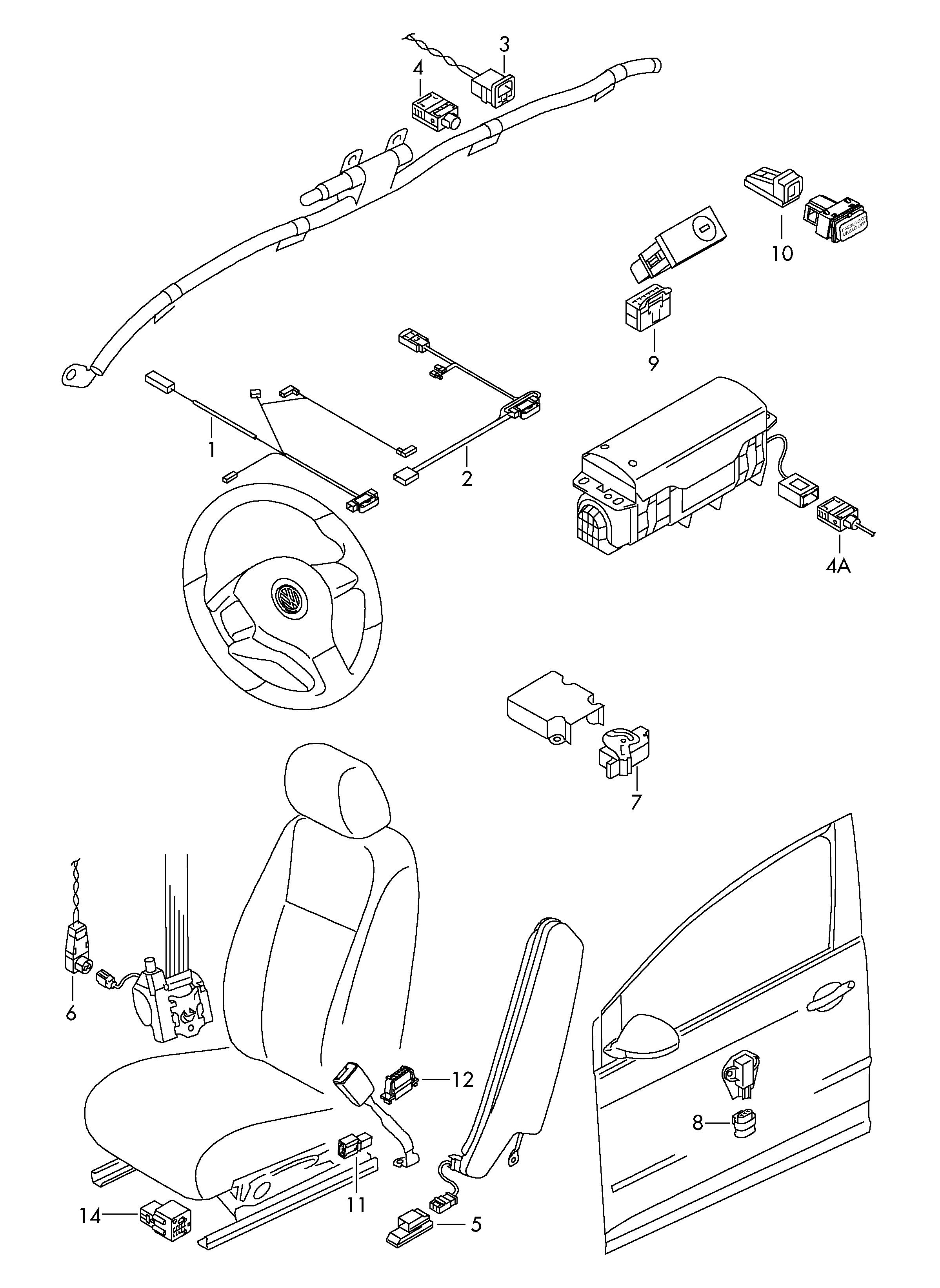 volkswagen tiguan  2012 - 2017