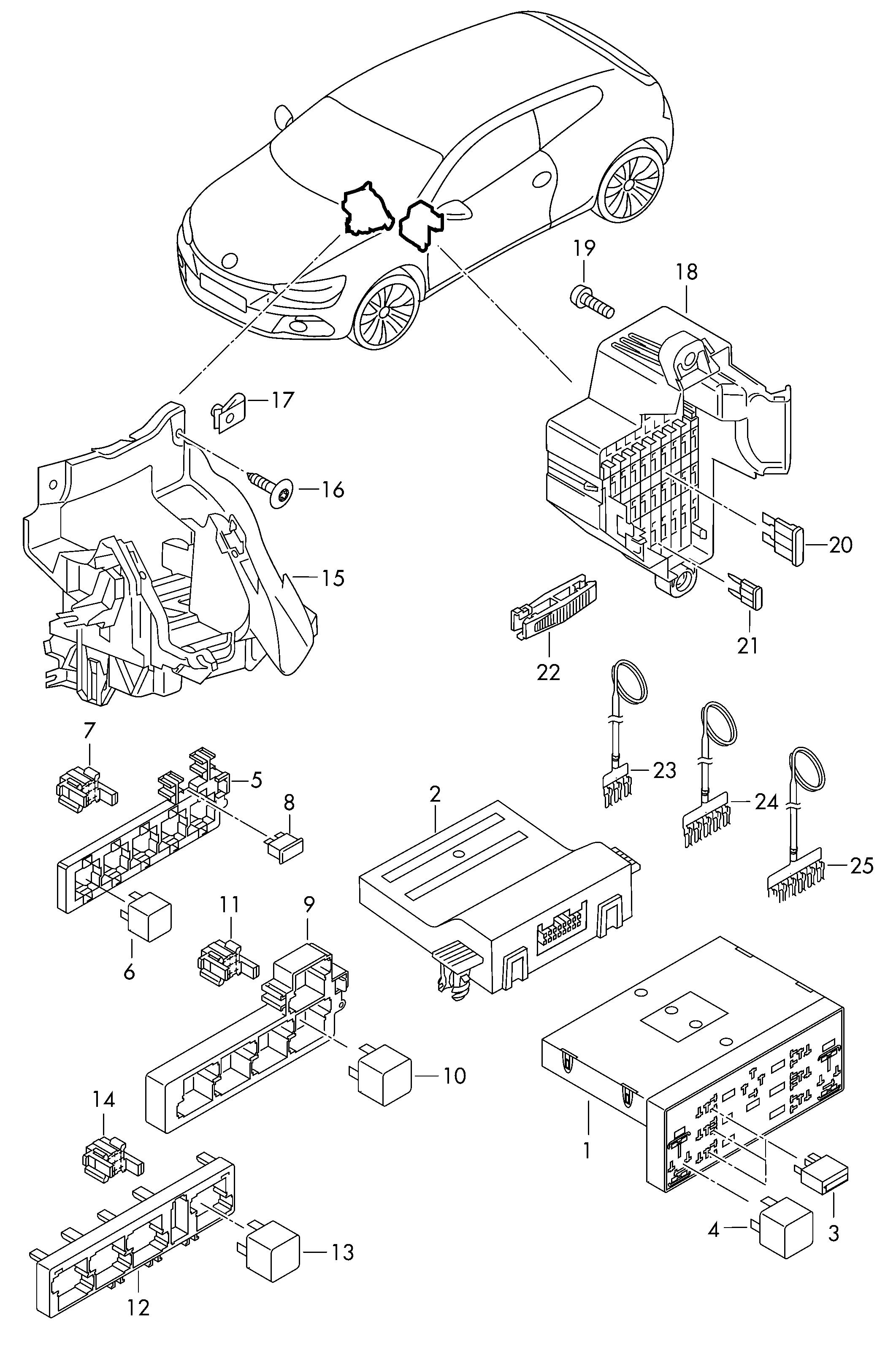 volkswagen scirocco  2015 - 2017