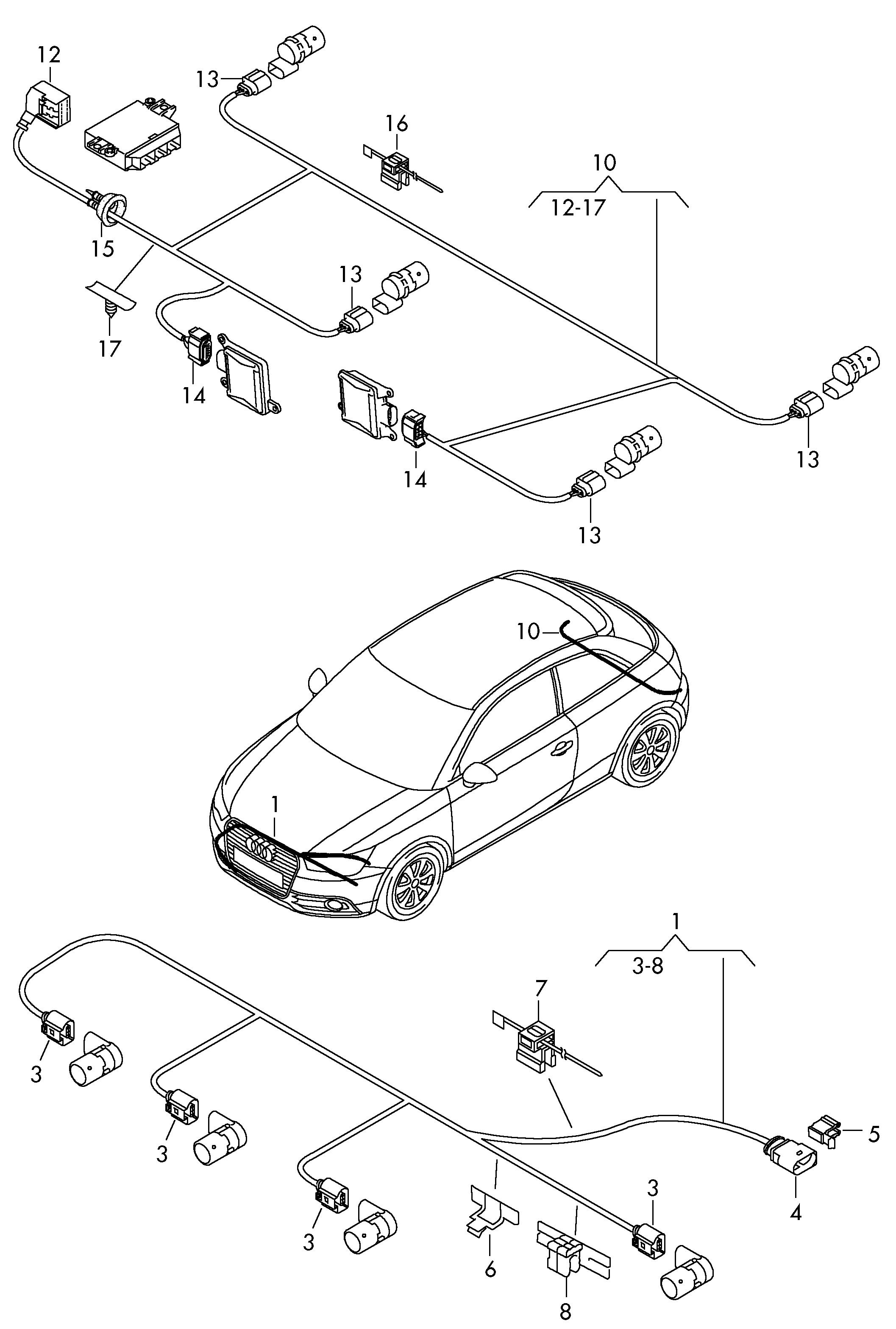 Audi A1  2011 - 2014