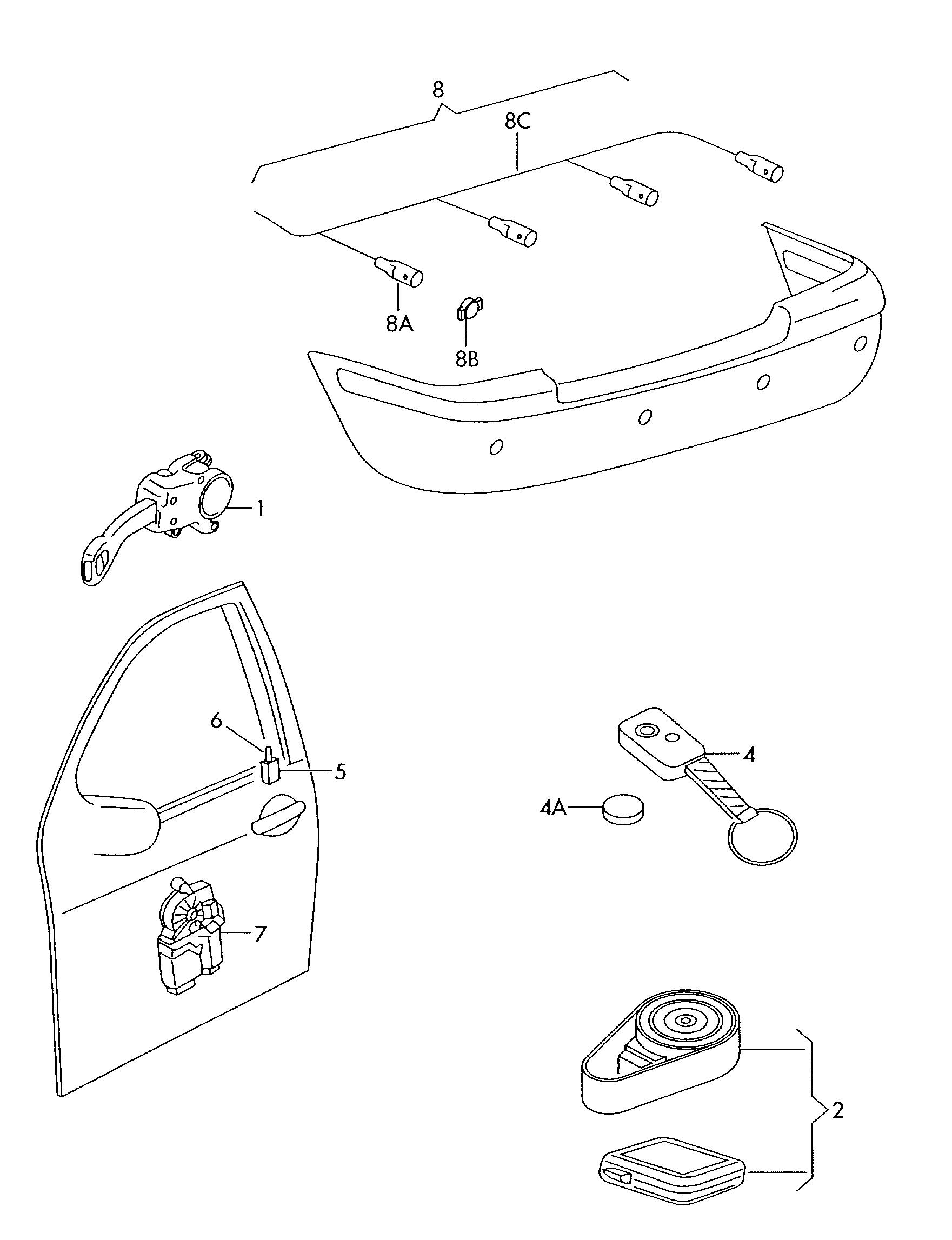 skoda fabia 2000 2004 for models with electrically operated Cruise Control Circuit Diagram skoda fabia 2000 2004 vag etka