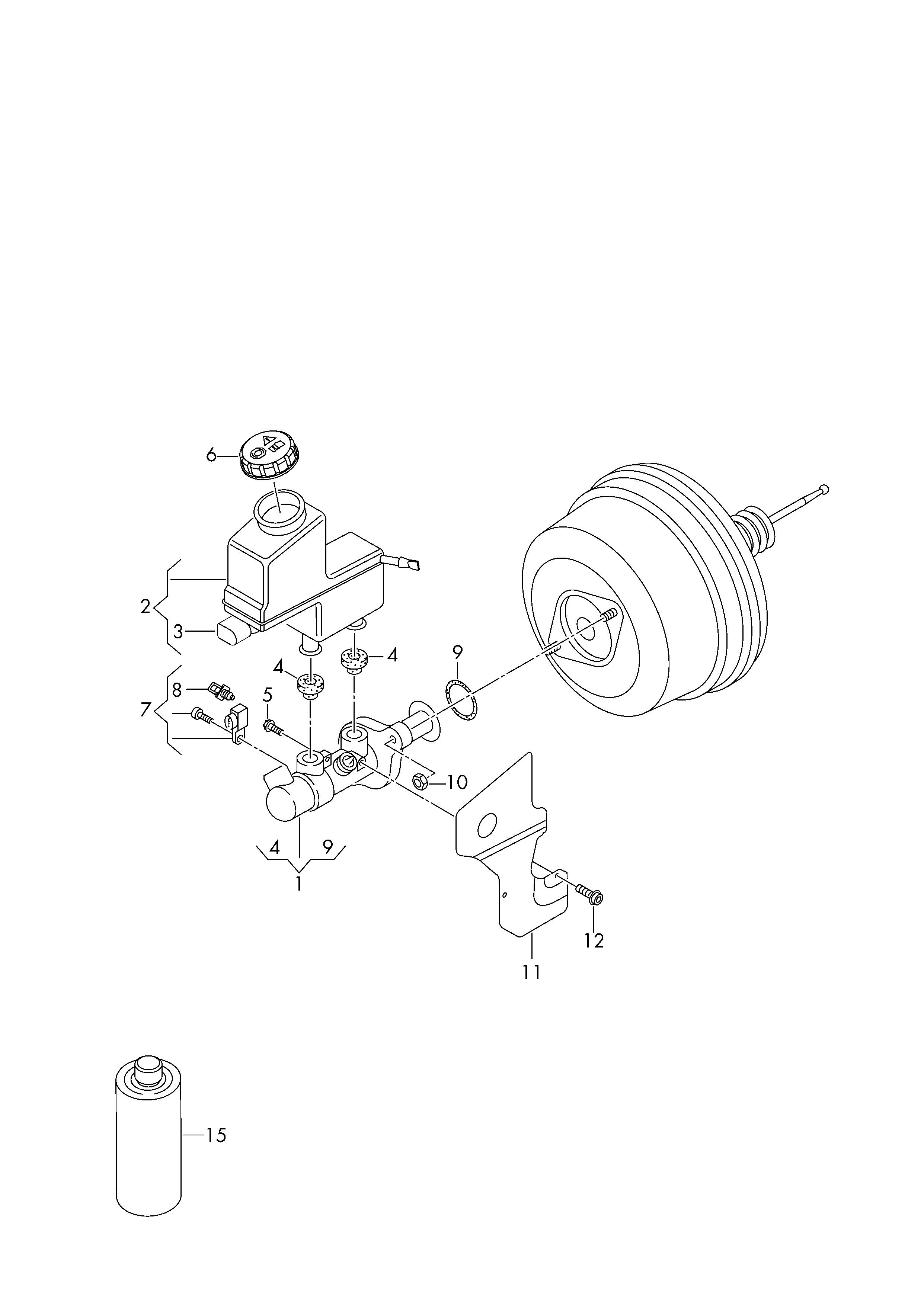 Skoda Brake Diagram