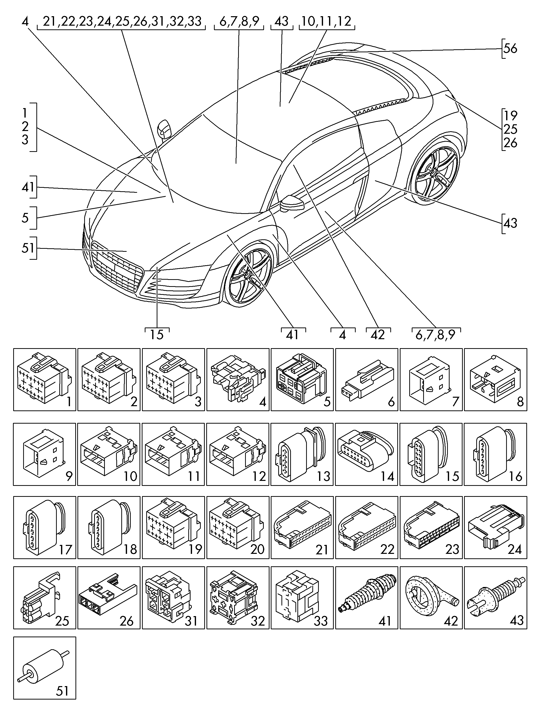 Audi Q7 On Fuse Box Diagram